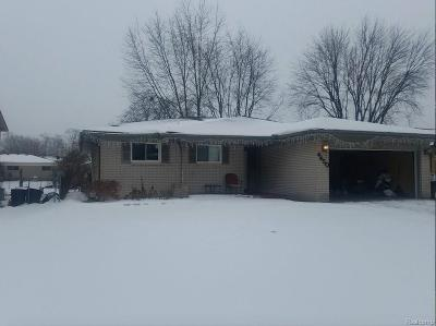 Sterling Heights Single Family Home For Sale: 4450 Fox Hill Dr