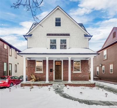 Birmingham Single Family Home For Sale: 1408 Ruffner Ave