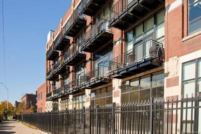 Detroit Condo/Townhouse For Sale: 444 Willis
