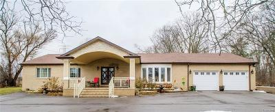 Canton Single Family Home For Sale: 685 N Beck Rd N