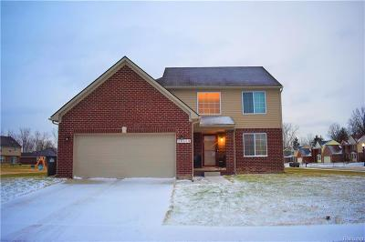 Taylor Single Family Home For Sale: 26653 Lakepointe Dr