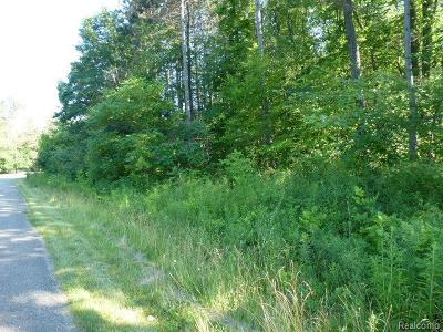 Oakland Residential Lots & Land For Sale: 160 Great Pines