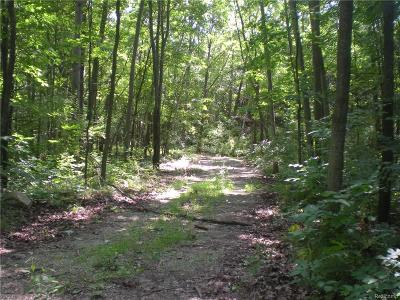 Lapeer Residential Lots & Land For Sale: E Sutton Rd