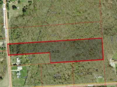 St. Clair Residential Lots & Land For Sale: Cribbins