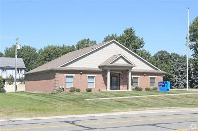 Harrison Twp Commercial Lease For Lease: 39833 Bridgeview