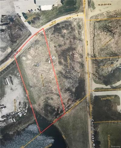 Oakland Residential Lots & Land For Sale: 1 Childs Lake Rd