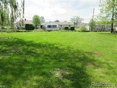 Harrison Twp Residential Lots & Land For Sale: Cherry Ln