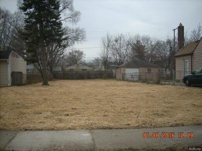 Warren Residential Lots & Land For Sale: 12460 Sherman