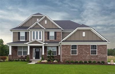Canton Single Family Home For Sale: 5728 Blackburn Rd