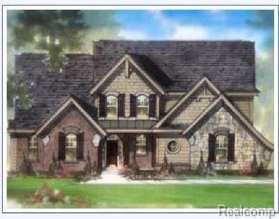 Farmington Hills Single Family Home For Sale: 21090 Prestwick Dr