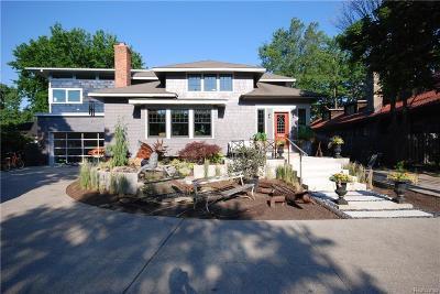 Pleasant Ridge Single Family Home For Sale: 16 Ridge Rd