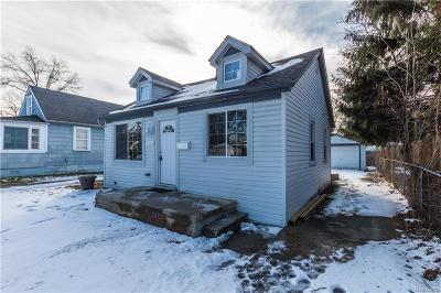 Ferndale Single Family Home For Sale: 1966 E Saratoga St