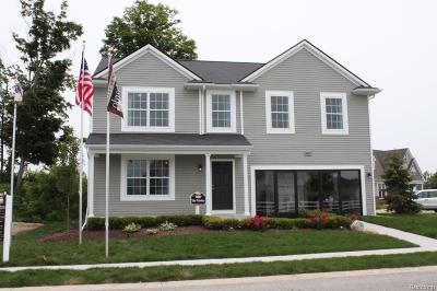 Plymouth Single Family Home For Sale: Joy Rd