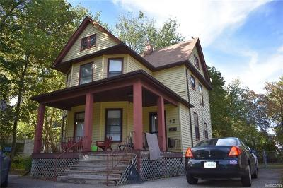 Pontiac Single Family Home For Sale: 42 Mary Day Ave