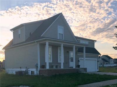 New Haven Single Family Home For Sale: 57689 Rosecrest St