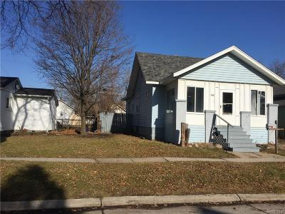 St. Clair Single Family Home For Sale: 1325 Gordon St