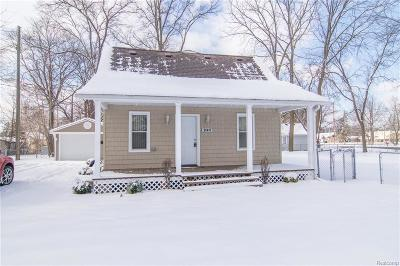 Southfield Single Family Home For Sale: 21417 Seminole St
