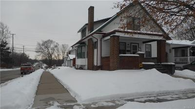 Wayne Single Family Home For Sale: 34805 Ash St