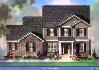 Farmington Hills Single Family Home For Sale: 36253 White Tail Crt