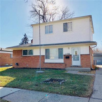 Macomb Single Family Home For Sale: 11760 Stamford Ave
