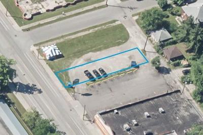 Detroit Residential Lots & Land For Sale: 4515 Trumbull St
