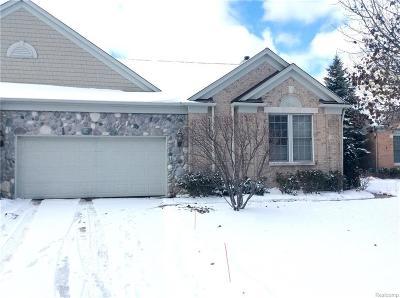 Rochester Condo/Townhouse For Sale: 3699 Tremonte Cir S
