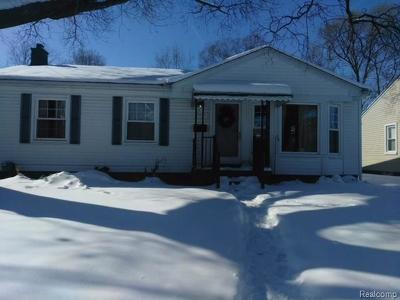 Ferndale Single Family Home For Sale: 2055 Hyland St