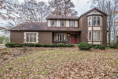 Rochester Single Family Home For Sale: 3670 Winter Creek Rd