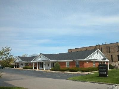 Rochester Commercial Lease For Lease: 1050 W University Dr