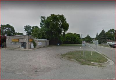 Commercial/Industrial For Sale: 1629 E Auburn Rd