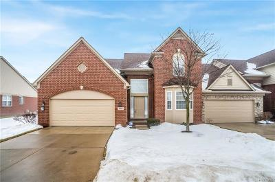 Canton Condo/Townhouse For Sale: 1805 Lincoln Dr