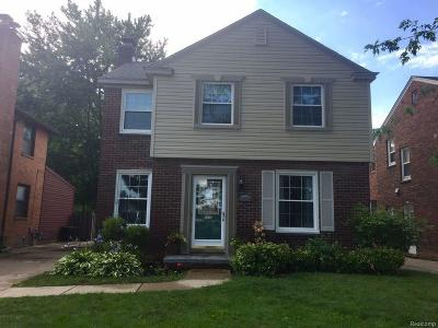 Dearborn Single Family Home For Sale: 23470 Fordson
