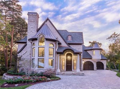 Birmingham Single Family Home For Sale: 111 Baldwin Rd