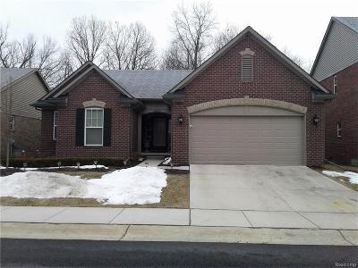 Warren Condo/Townhouse For Sale: 29840 Trailwood Dr
