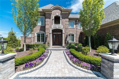 Rochester Single Family Home For Sale: 2888 Addison Cir S