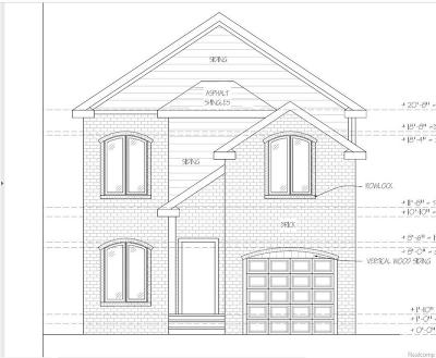 Warren Single Family Home For Sale: 6024 E 14 Mile Rd