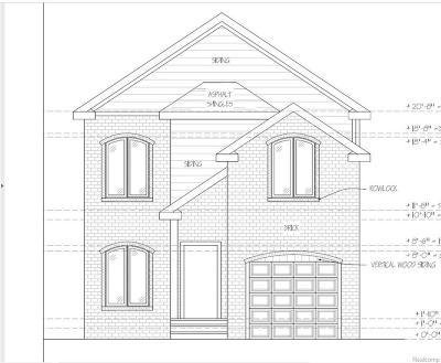 Warren Single Family Home For Sale: 6028 E 14 Mile Rd