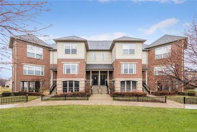 Detroit Condo/Townhouse For Sale: 4307 Miracles Blvd