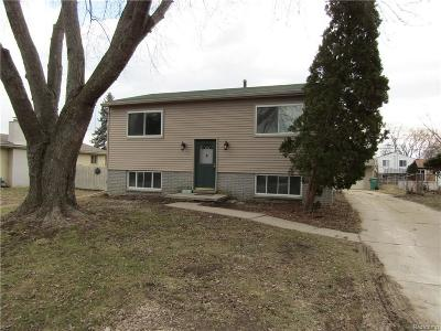 Harrison Twp Single Family Home For Sale: 39686 Camp St