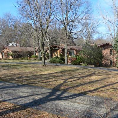 Rochester Single Family Home For Sale: 790 Brantford Rd