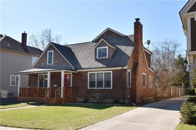 Birmingham Single Family Home Pending: 549 Lakeview Ave