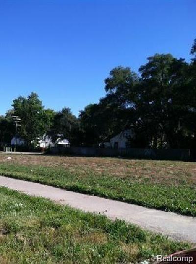 Detroit Residential Lots & Land For Sale: 18303 Joy