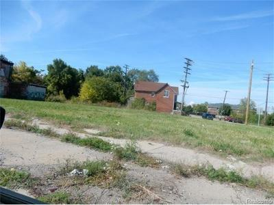 Detroit Residential Lots & Land For Sale: 3930 Michigan Ave