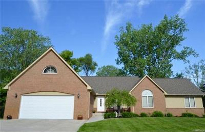 Rochester Single Family Home For Sale: 2814 Grouse Ln