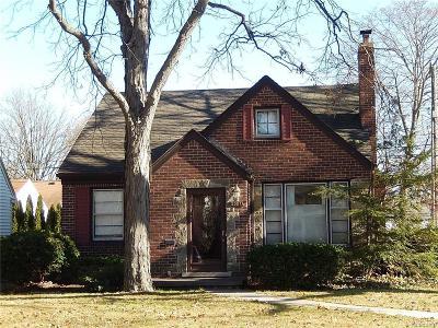 Trenton Single Family Home For Sale: 2597 Rutledge St