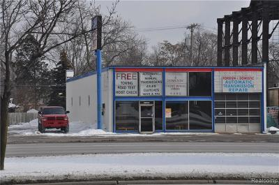 Commercial/Industrial For Sale: 32044 Woodward Ave