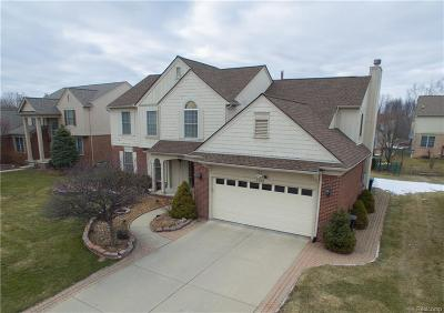 Sterling Heights Single Family Home For Sale: 2103 Edgestone Dr