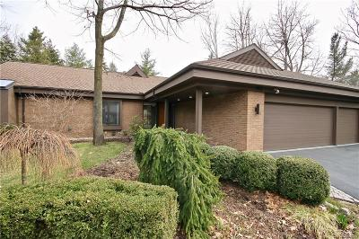 Bloomfield Hills Condo/Townhouse For Sale: 1151 Greensted Way
