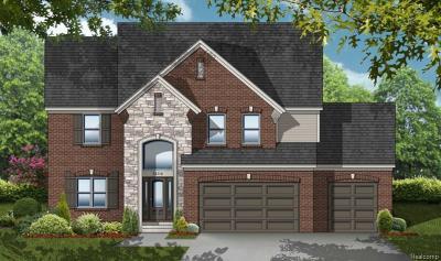 Washington Single Family Home For Sale: Deerwood Lane