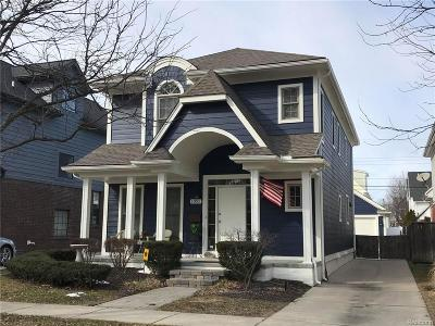 Birmingham Single Family Home For Sale: 1051 Chapin Ave